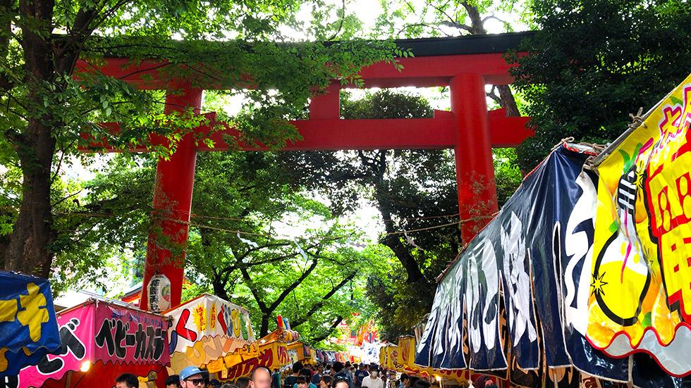 花園神社例大祭2019